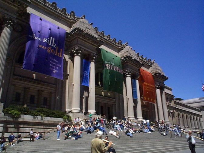Metropolitan museum of art school trips for Metopolitan museum of art